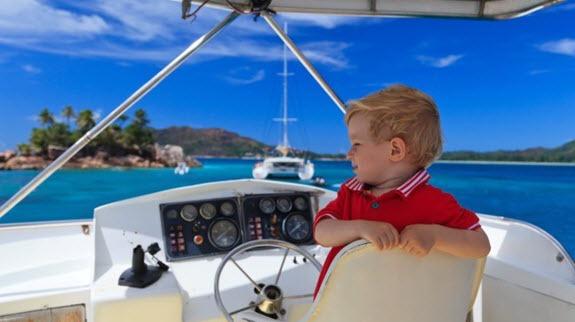 great yacht navigation