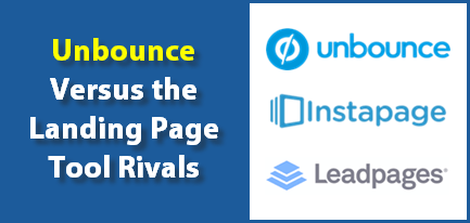 landing page tool reviews
